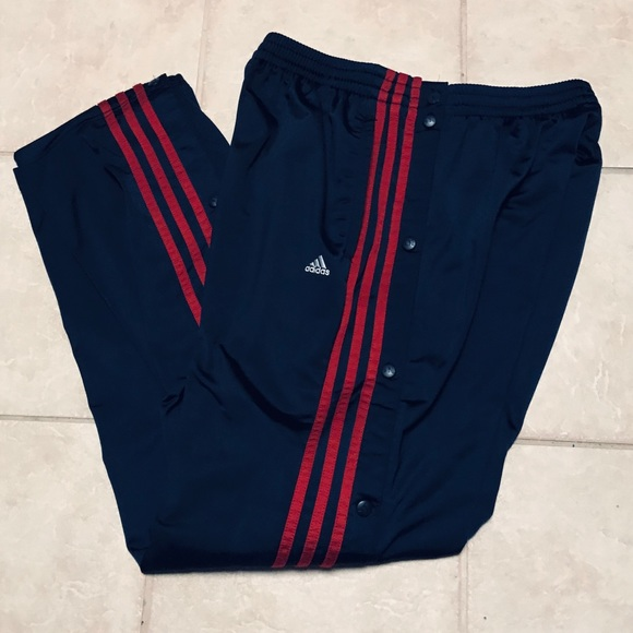 SALE Rare Men's Adidas Breakaway Track Pants